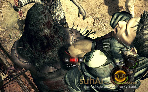 Gratis Download Resident Evil 5 Gold Edition Full Version