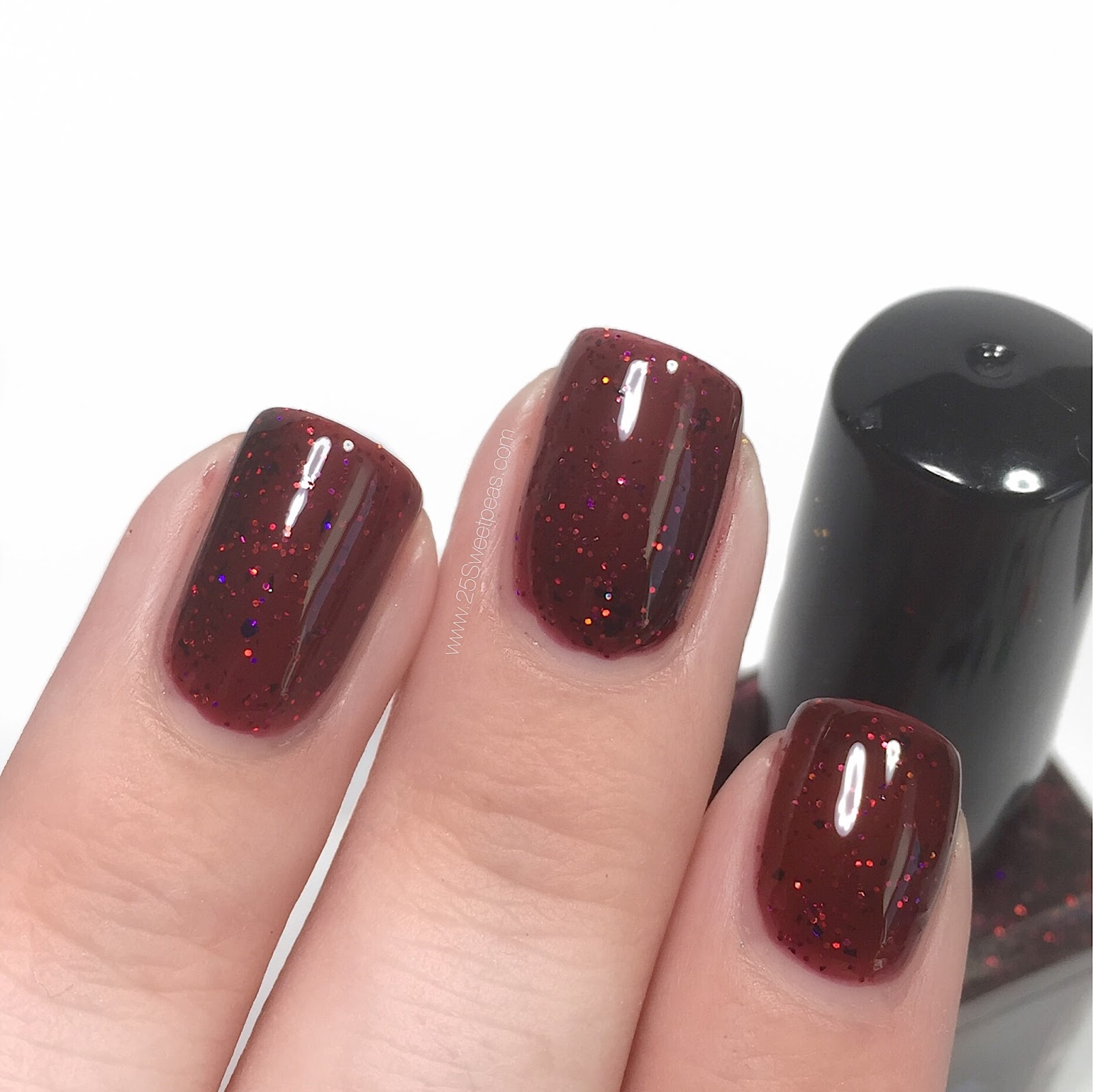 Smokey Mountain Lacquer Roses