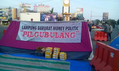 Money Politik, SGC Injak Piil Pesenggiri Lampung