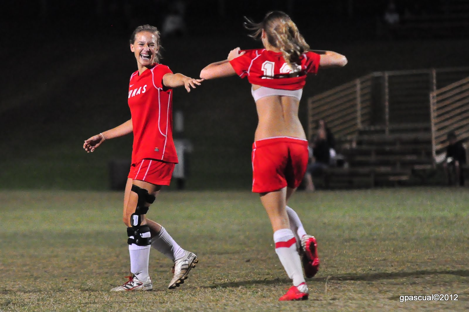 Brandi chastain soccer ball talented phrase