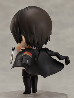 "Nendoroid Kyoya Hibari de ""Hitman Reborn!"" - Good Smile Company"