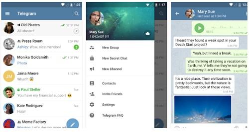 aplikasi chatting dengan orang luar negeri