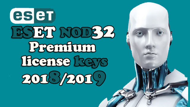 Nod32 Keys Eset Smart Security Username and Password 2019/2020