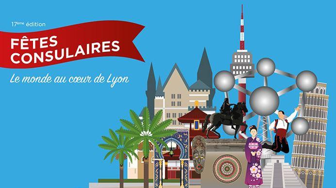 Fêtes consulaires Lyon 2018