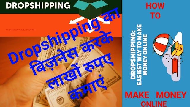 Dropshipping Kya Hai - Dropshipping Business Kaise Start Kare