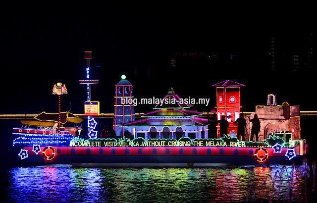 Tourism Melaka Float