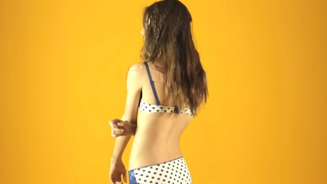 Modella Tezenis Underwear 2016