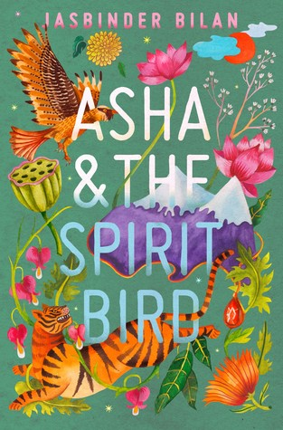 Asha & the Spirit Bird by Jasbinder Bilan