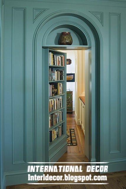 hidden doors secret doors designs ideas pictures