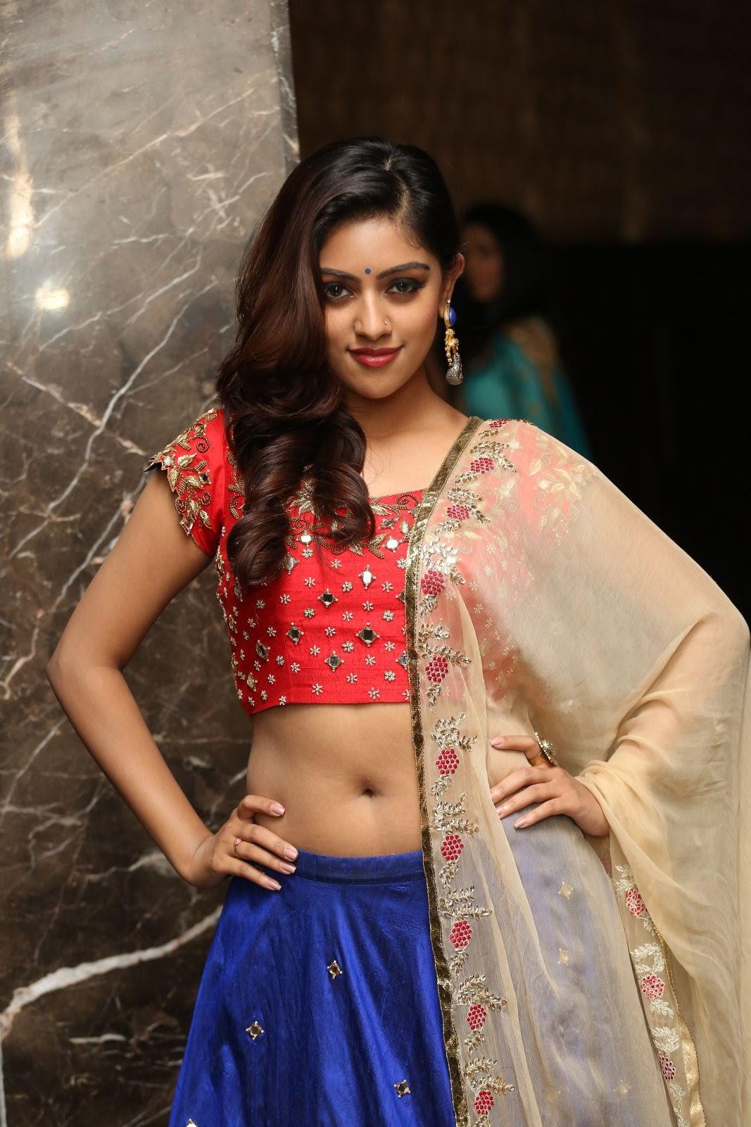 Anu Emmanuel At Majnu Audio Launch - South Indian Actress-4593