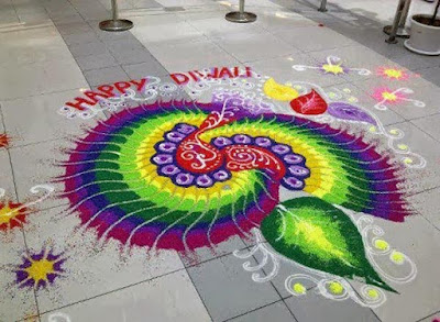 Beautiful Rangoli Designs For Diwali