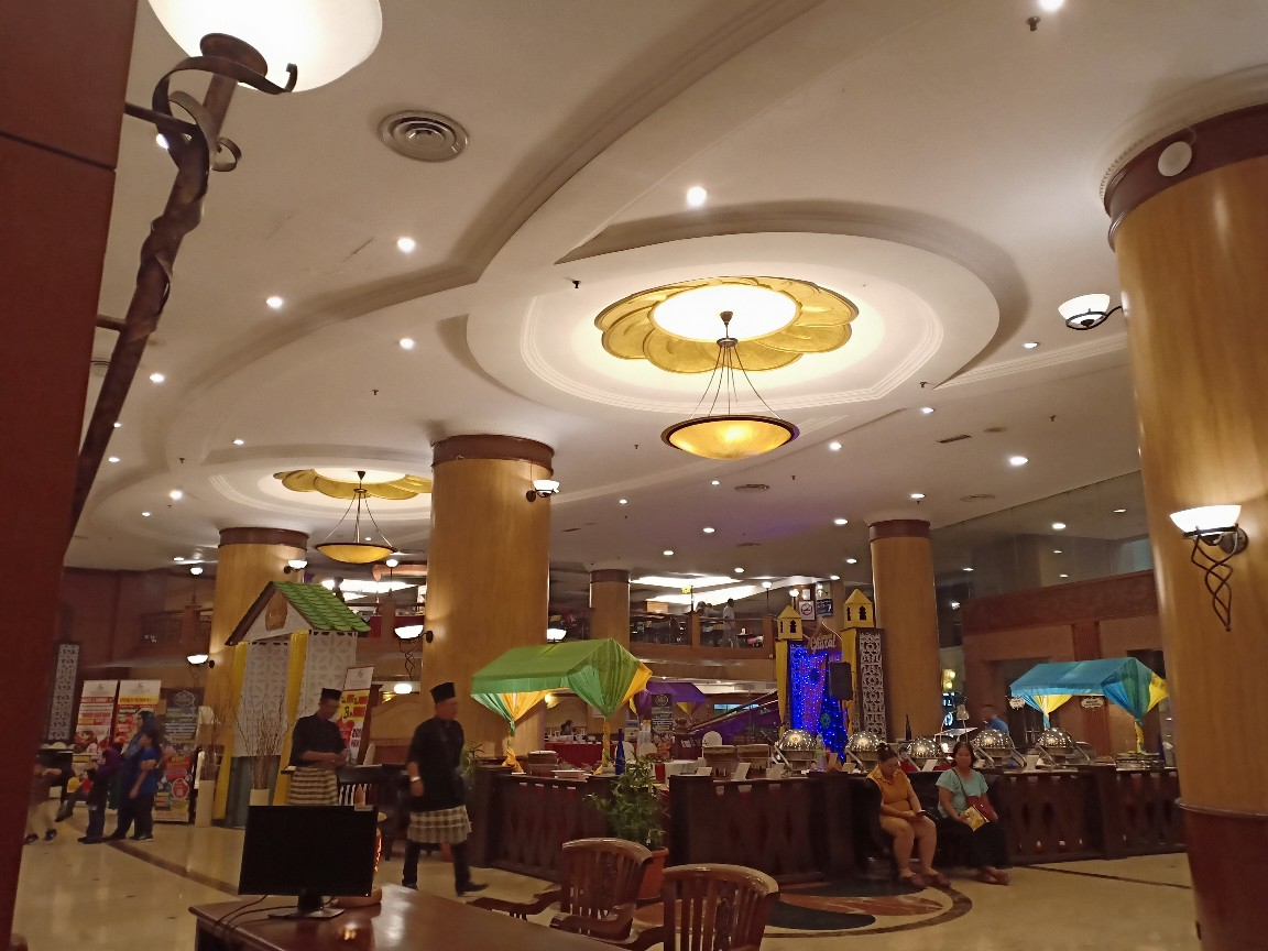Citarasa Nostalgia Buffet Ramadhan Hotel Summit USJ Subang Jaya