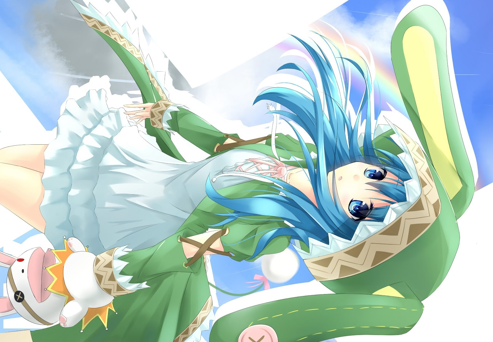 Cute Kid Wallpapers Free Download Yoshino Date A Live Gif Www Imgkid Com The Image Kid