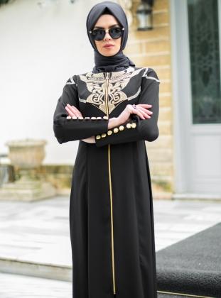 Gamis Casual Turki Model Busana Muslim Terbaru Saat Ini Baju Gamis