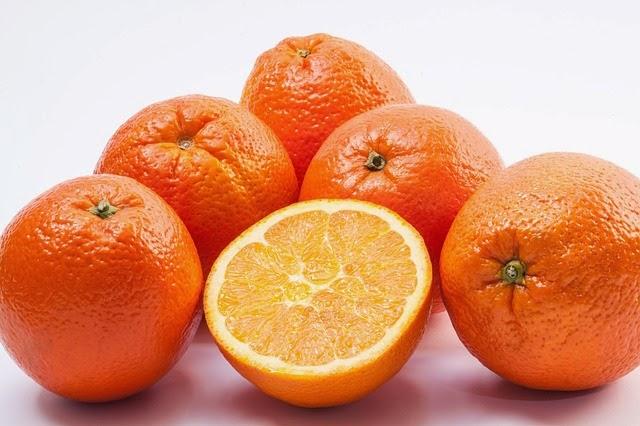 naranjas de la abuela