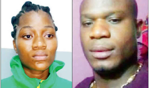 Woman Stabs Husband To Death In Lagos (Graphic Photos)