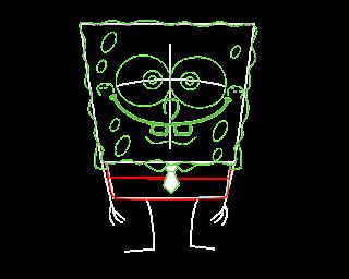 HOW TO DRAW A Sponge-Bob