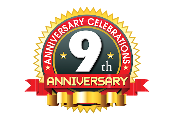 9th-Anniversary-ping-Logo-free-downloads-psdfiles.in