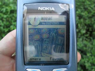 Hape Nokia 3650 Jadul Kolektor Item