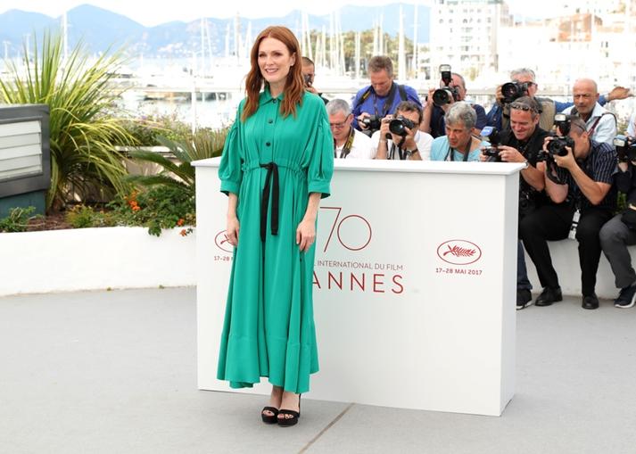 Julianne Moore en Cannes