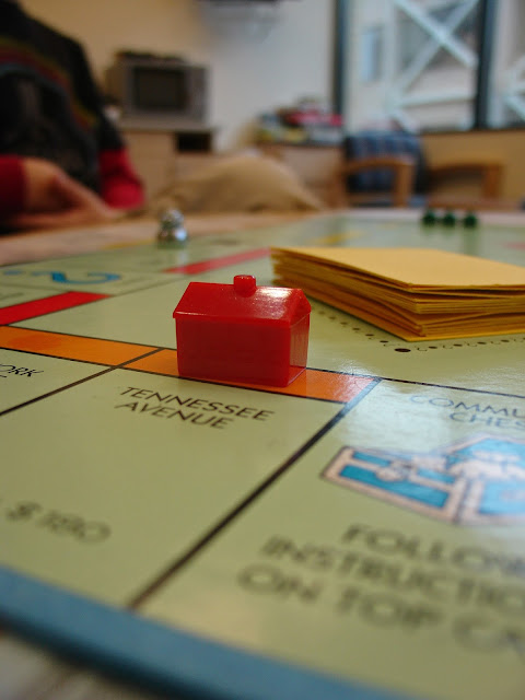 First time real estate investors may use Monopoly.