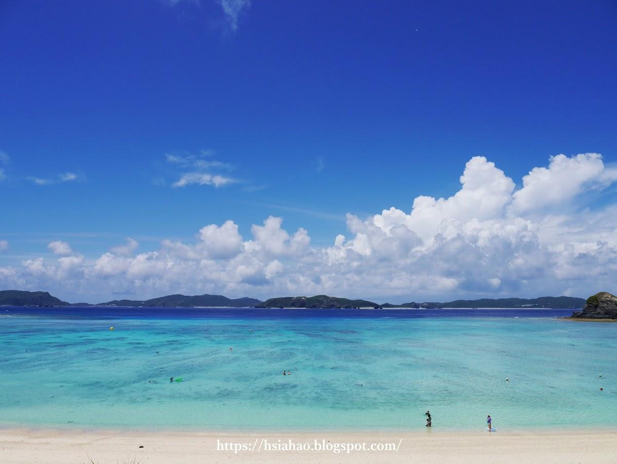 沖繩-渡嘉志久海灘-beach-慶良間群島-渡嘉敷島-慶良間諸島-景點-推薦-自由行-旅遊-Okinawa-kerama-islands-tokashikijima