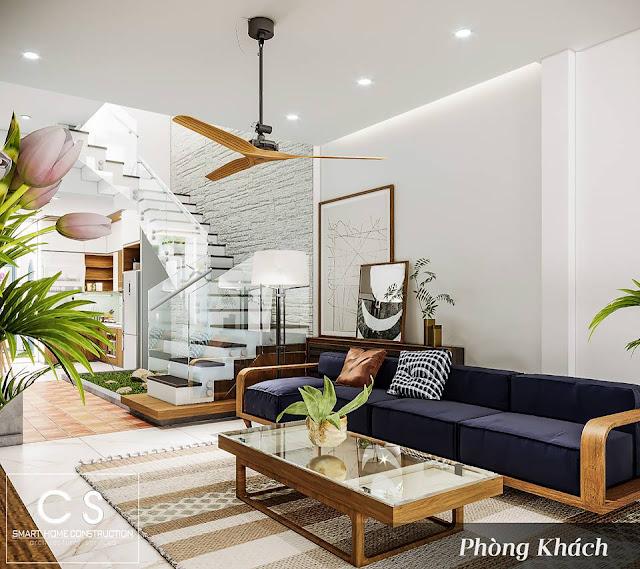 trang trí nội thất phòng khách làm cho trẻ nó thích thú hơn