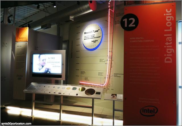 Computer History Museum: Digital Logic