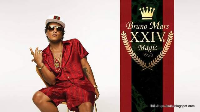 Bruno Mars - Facebook