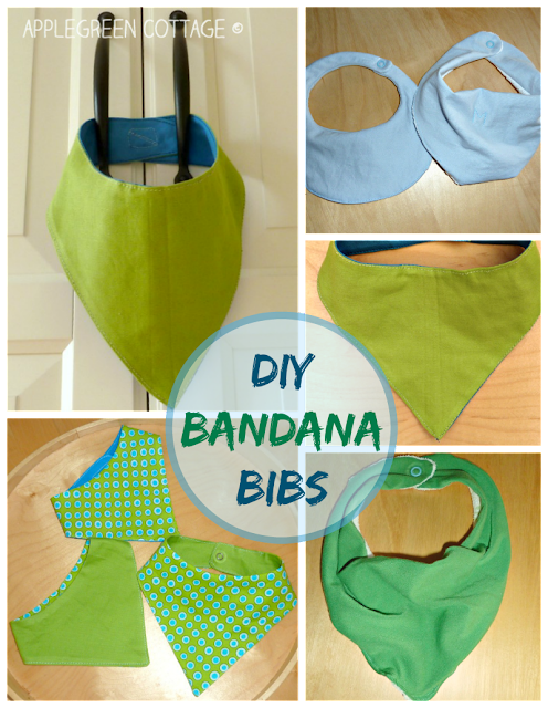 my best baby bib pattern and tutorial