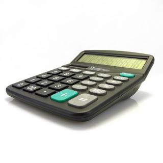 kk 837b calcolatrice on tenck