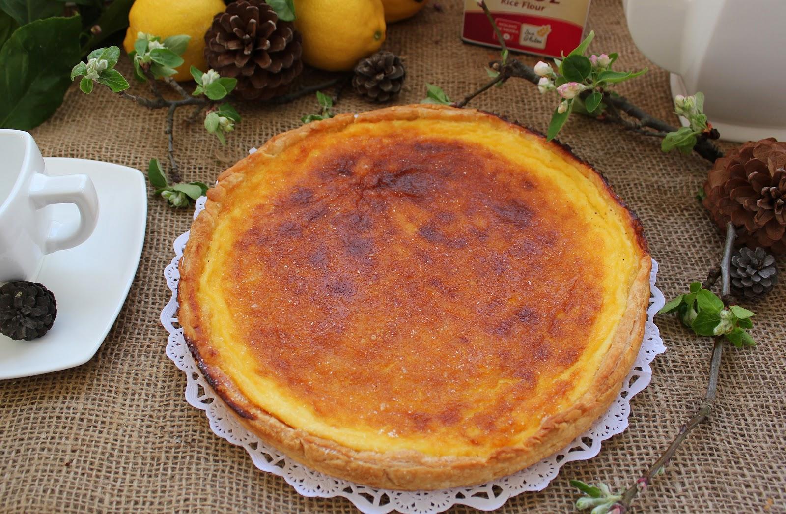 Pastel De Arroz Sin Gluten Cocinando Con Las Chachas