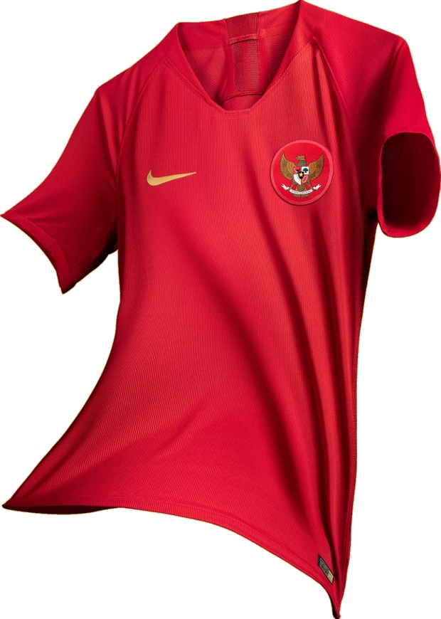 dfb738d5fd Nike lança as novas camisas da Indonésia