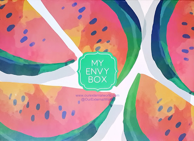 my Envy Box - May 2017
