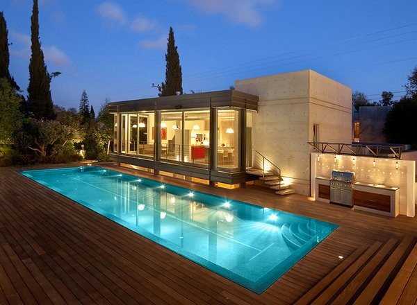 Lastest Home Designs Swimming Pool Designs In Homes