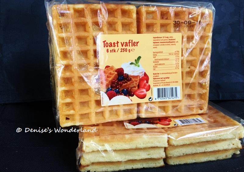 Toast waffler