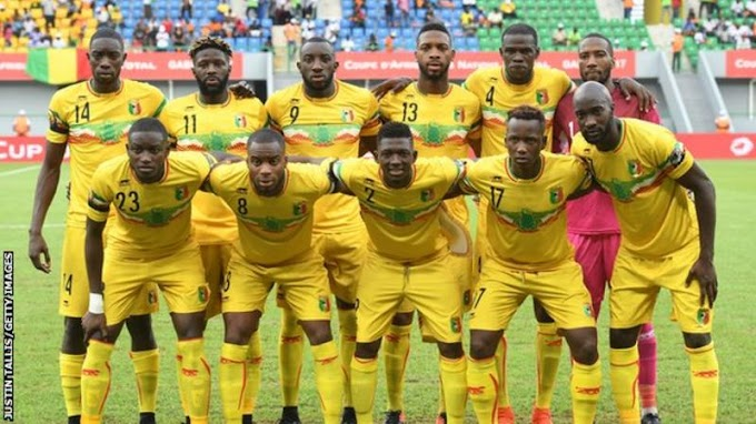Caf confirm Mali's suspension has been lifted by Fifa