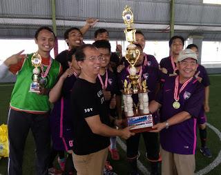Kakanwil Cup, Tingkatkan Sinergi Kejar Penerimaan Pajak