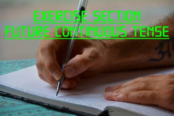 Kumpulan Soal Latihan Future Continuous Tense Terbaru