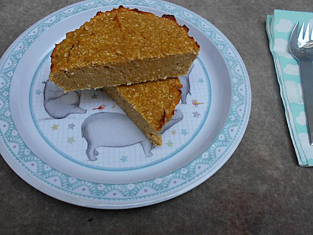tarte de feijao e coco sem acucar