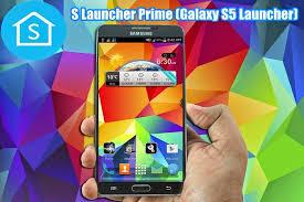 Download S Launcher Prime Galaxy S6 Apk Terbaru 2016