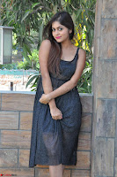 Pragya Nayan New Fresh Telugu Actress Stunning Transparent Black Deep neck Dress ~  Exclusive Galleries 032.jpg