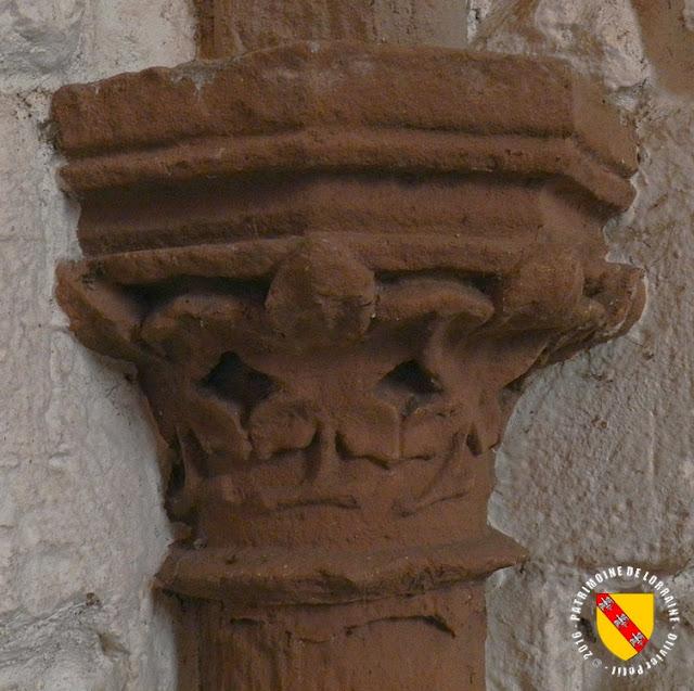 SAINT-QUIRIN (57) - Chapelle haute (XIe-XXe siècles)