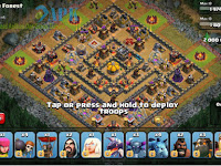 Clash of Clans Hacked Apk Mod Unlimited v8.709.27 (Private Server)