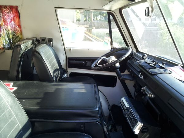 Daily Turismo 5k 1969 Dodge A 108 Xplorer 21 Camper Van