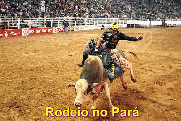 Agenda de Rodeio no Pará