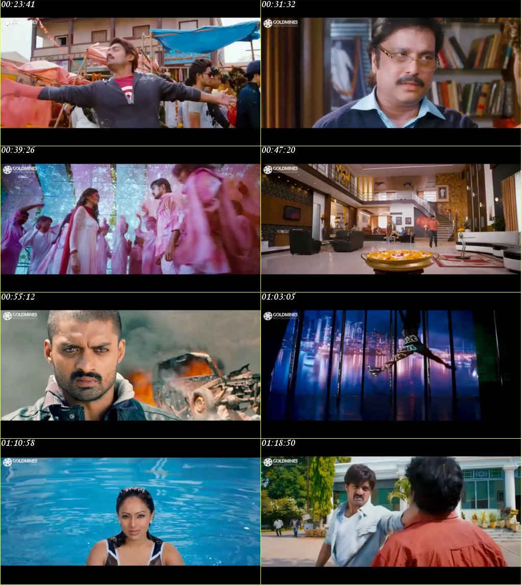 ISM Sher Hindi Dubbed Full Movie Download