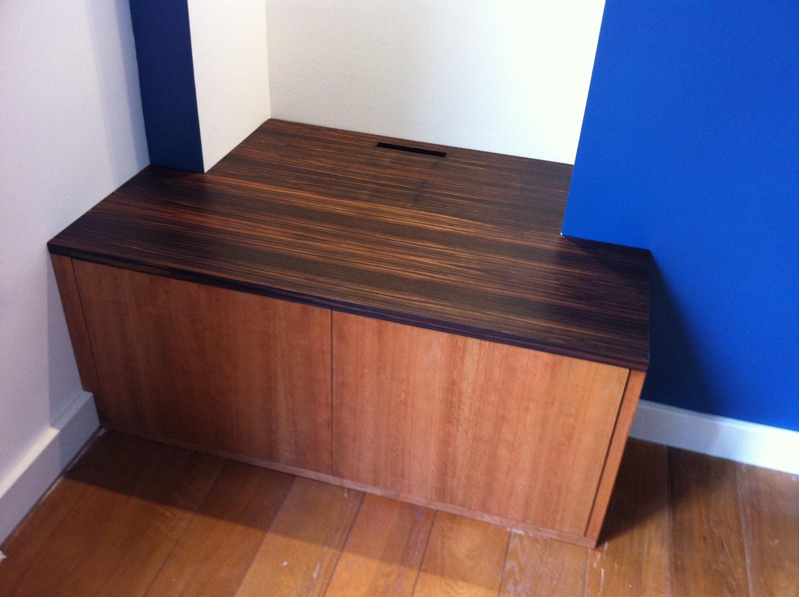 labo voluptas eb nisterie meuble bas de rangement hi fi. Black Bedroom Furniture Sets. Home Design Ideas