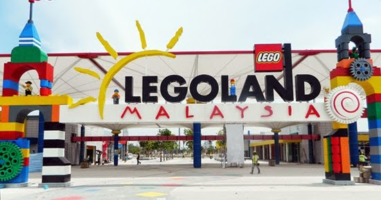 New Tourism Place in Malaysia: LEGOLAND MALAYSIA