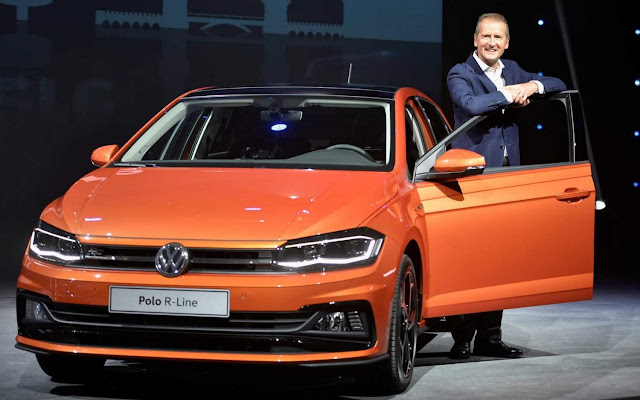 CEO da VW, Herbert Diess, ganha salvo conduto nos EUA